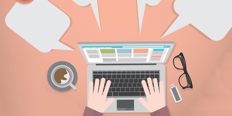 4 ingredientes de como criar um blog para atrair mais clientes mesmo não tendo um site