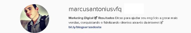 Instagram para negócios: link encurtado e personalizado na bio