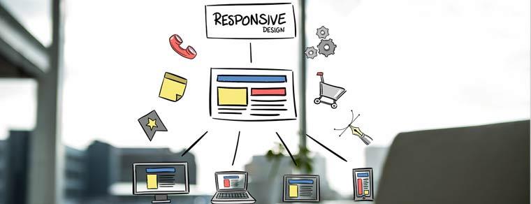 O que é SEO: layout responsivo