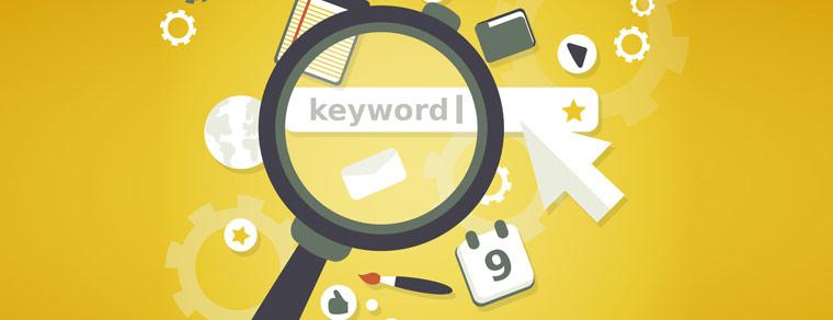 O que é SEO: palavras-chave