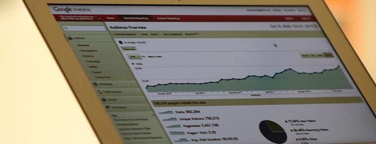 otimização de sites - Motivo #4: Não tem o Google Analytics instalado